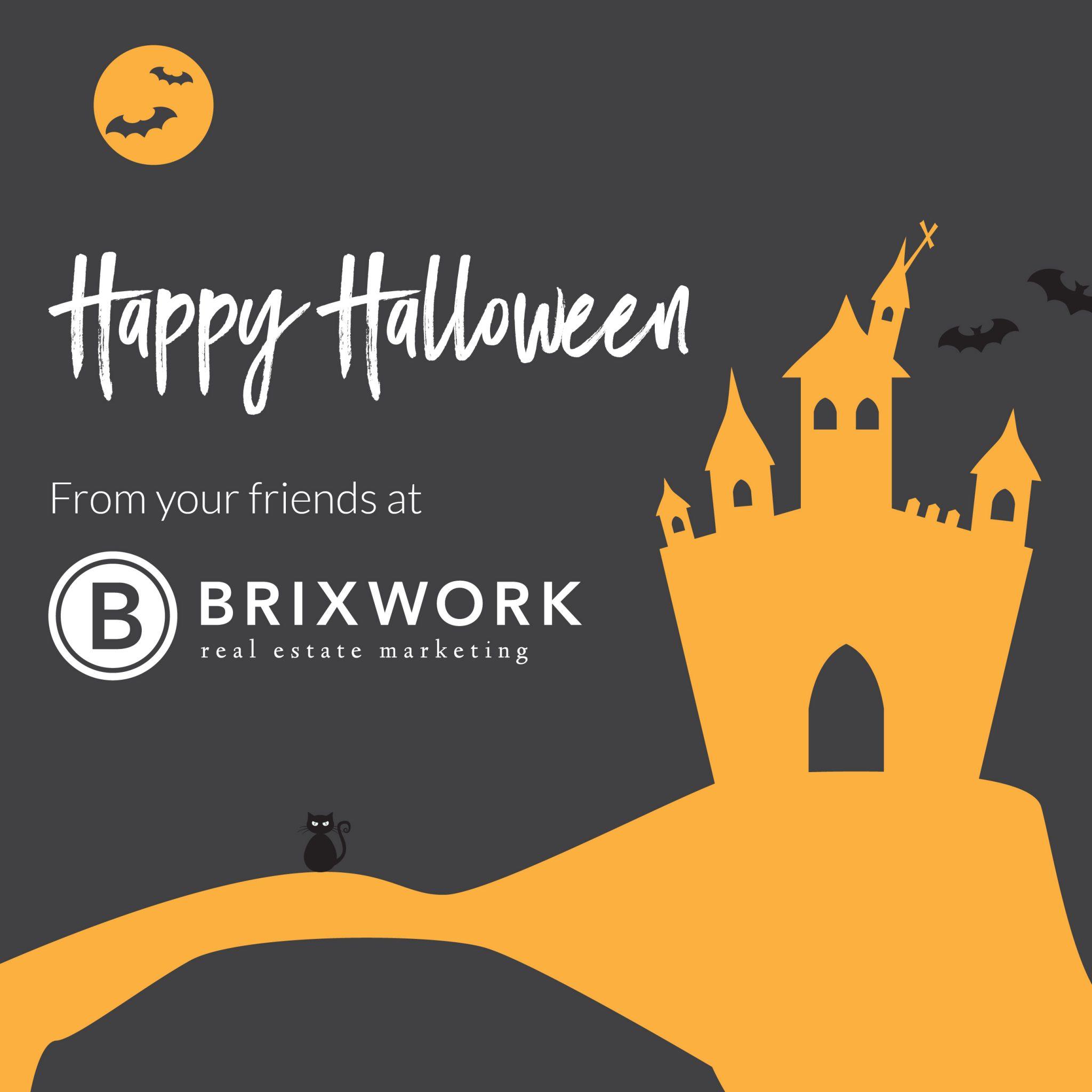 Halloween Instagram Posting Brixwork Real Estate Marketing Inc