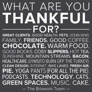 Instagram Photo For Thanksgiving - Realtors