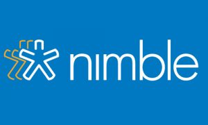 The Nimble logo. A proud partner of Brixwork