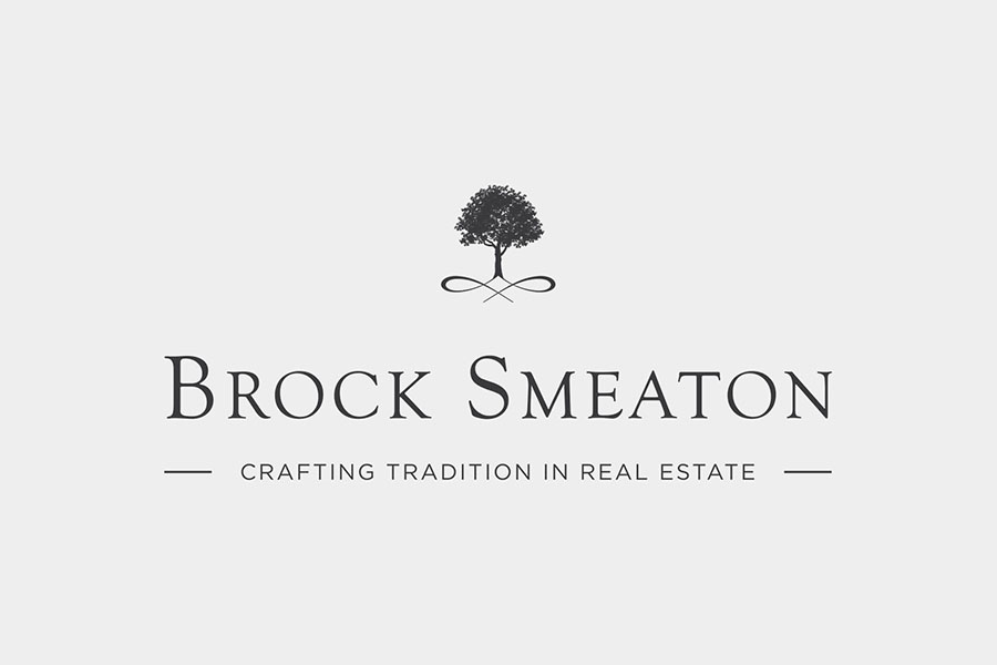 Feature image for Brixwork Real Estate Agent Marketing Logo design for Brock Smeaton, Vancouver BC Realtor