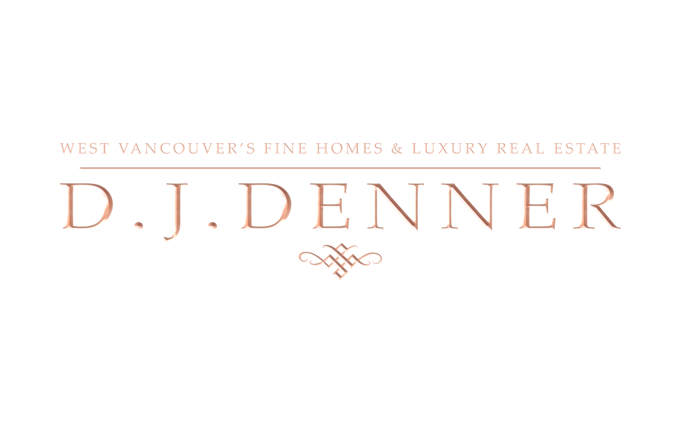 DJ Denner real estate agent marketing and branding logo