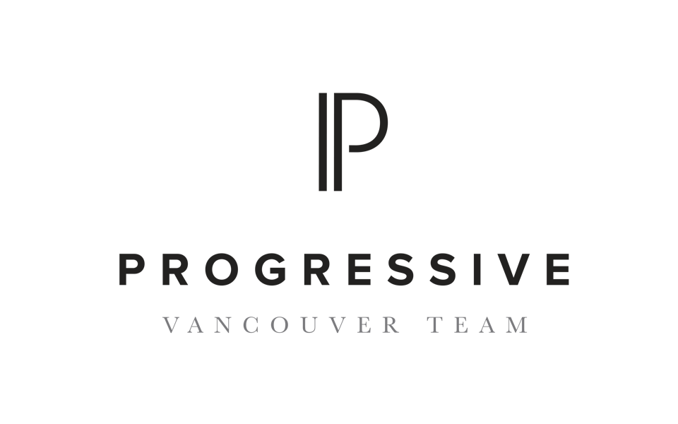 Progressive Vancouver Real Estate Agents Web design and marketing branding - logo design