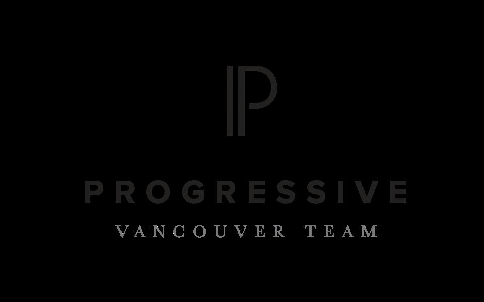 Progressive Vancouver Real Estate Agents Web design and marketing branding - logo design