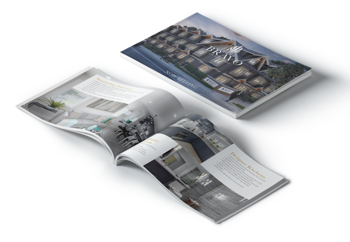 Bravo Townhomes Booklets