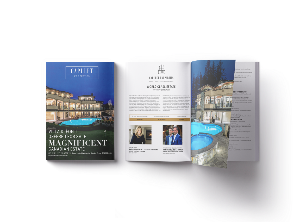 capulet properties feature sheet