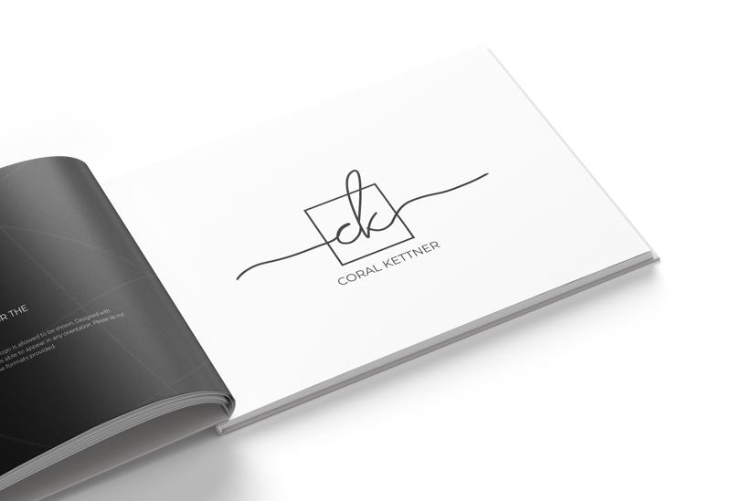 Coral Kettner Hand-Lettered Branding for Surrey BC Real Estate Agent