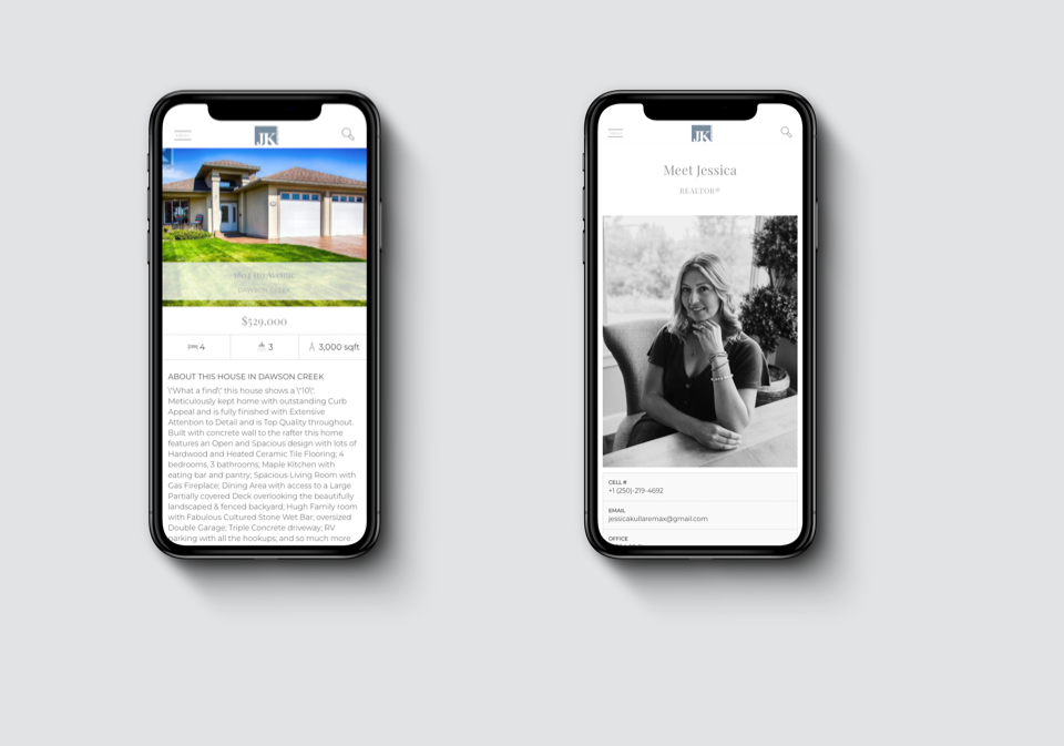 Mobile-first CSS framework for all of our real estate websites