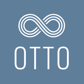 Custom logo design for Otto, a Presale Project in Coquitlam