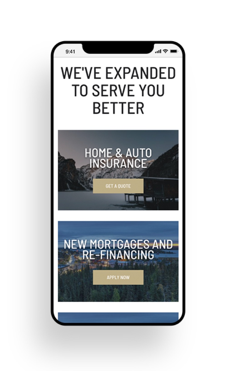 Yellowknife Century 21 Brokerage Mobile Friendly Website