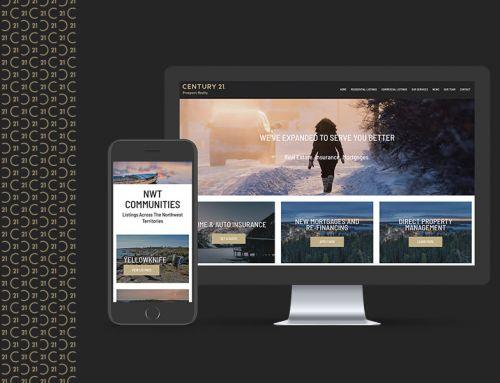 Century 21 Agents & Brokerages Website Design Showcase