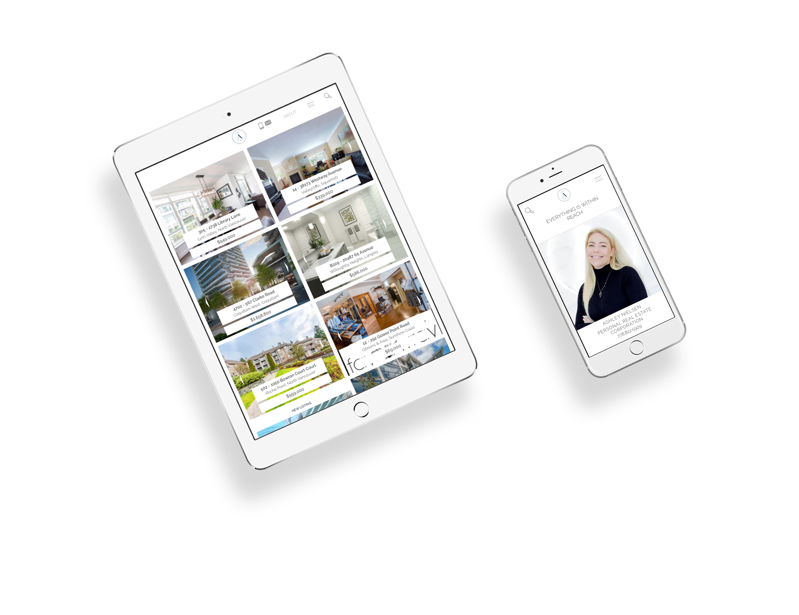 Website To Social Media Brand Consistency For Vancouver Realtor®