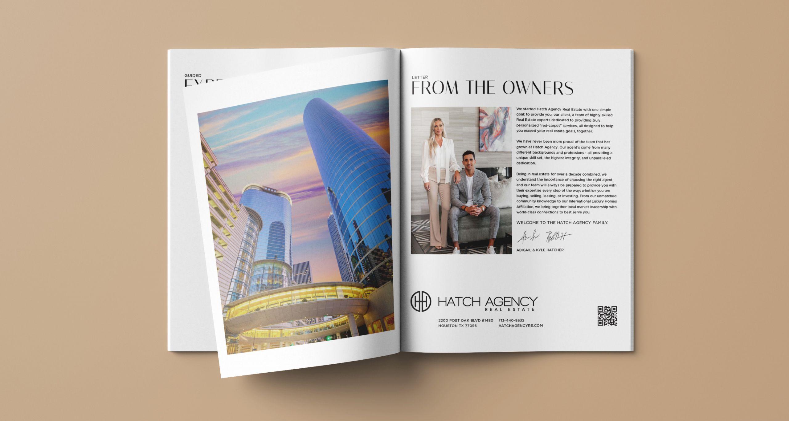 Custom Designed Print Media For Luxury Realtors®