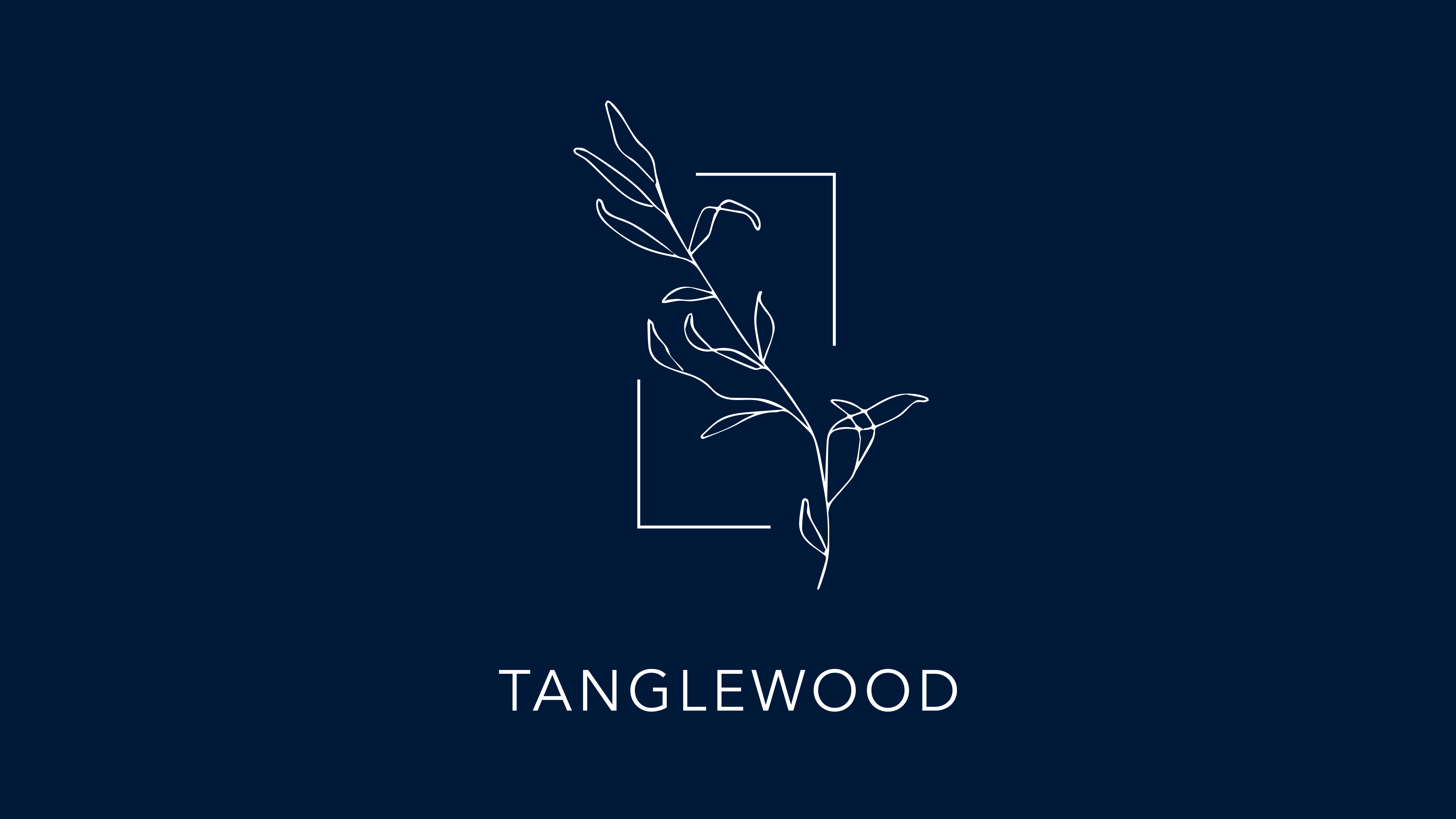 Tanglewood Townhomes Custom Designed Graphics