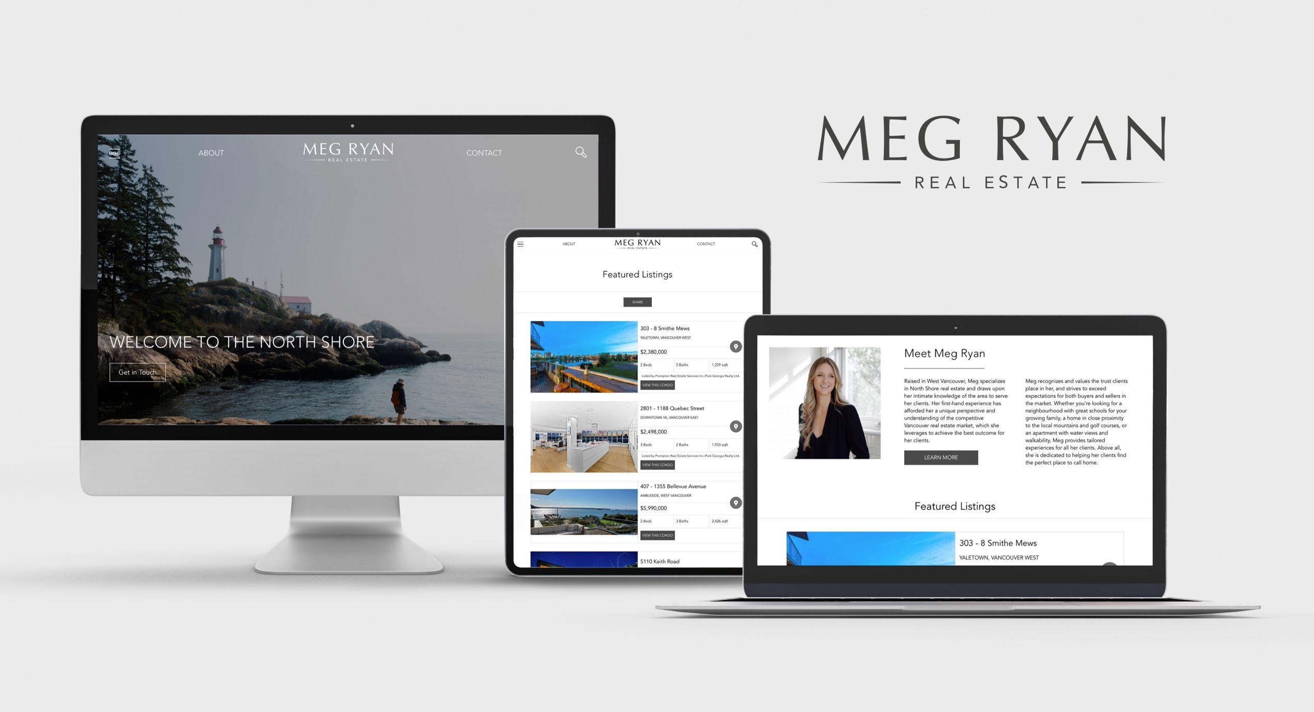 North Shore Realtor® Meg Ryan